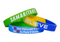 Silicone Wristbands from Promotional Products Ireland