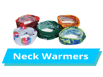 printed neck warmers ireland
