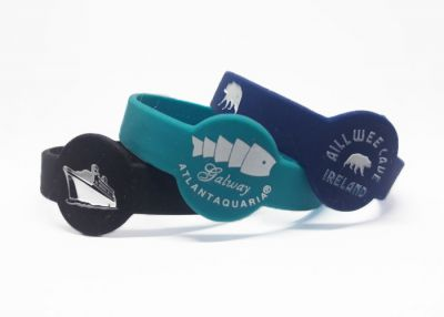 galway aquarium wristbands