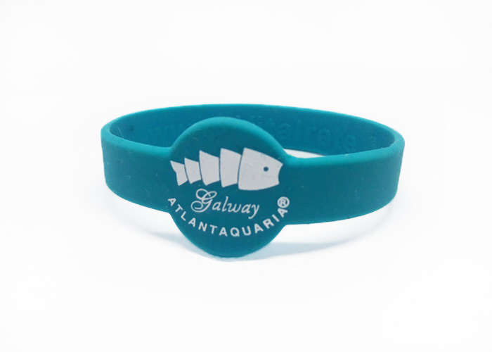 Watch Style Silicone Wristbands