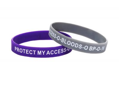 where to bulk order Silicone Wristbands