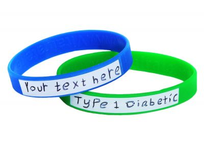 Writable Wristbands