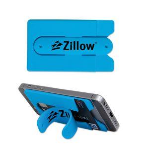 Smartphone silicone Wallet