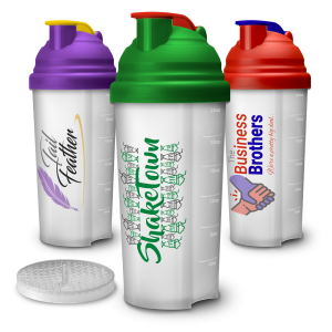 PRINTED PROTEIN SHAKERS