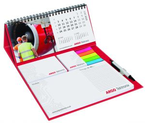 bespoke desk calendars ireland