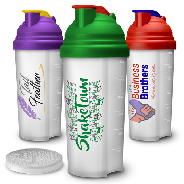 order branded shakers with print