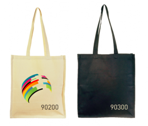 reusable printed bags