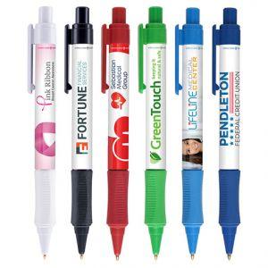 branded antibacterial pen