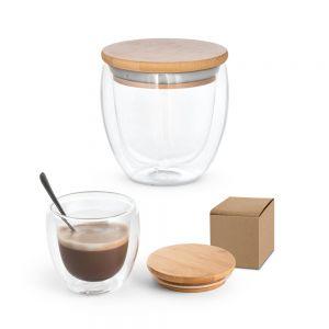 custom glass keep cup