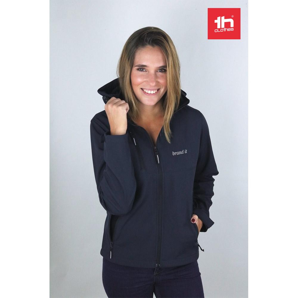 branded softshell jackets