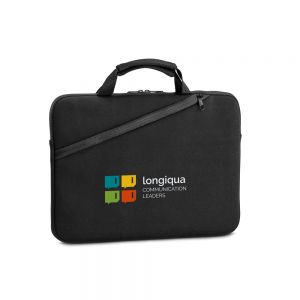 logo on laptop bag ireland