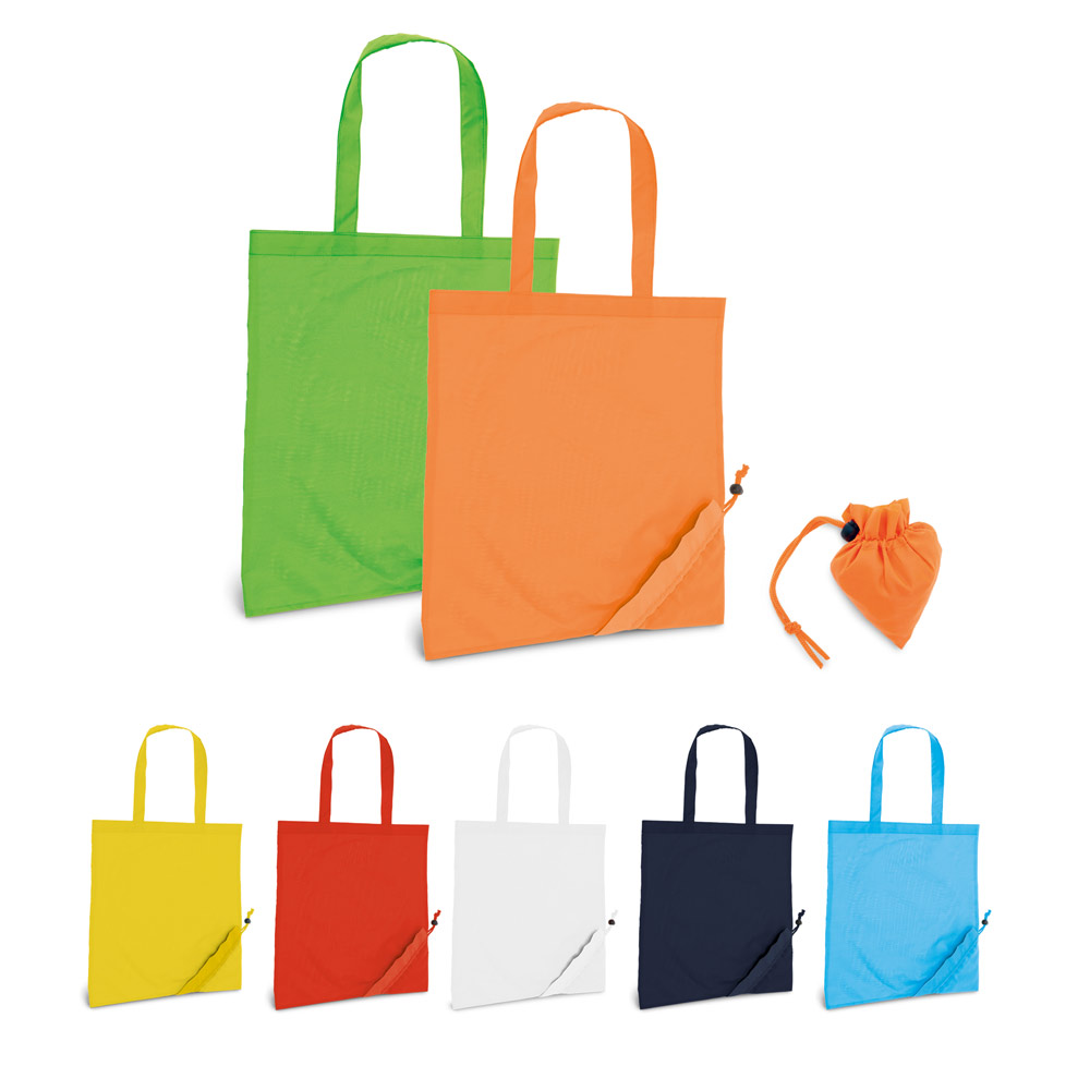 branded foldable shopping bags